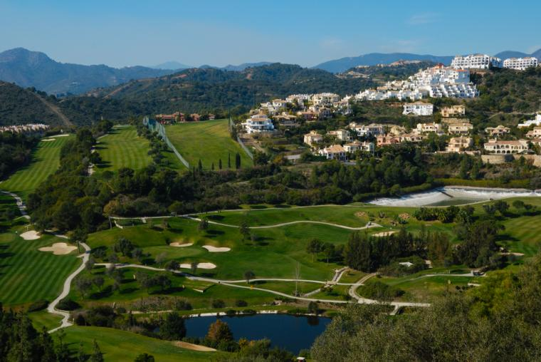 Golfferie i andalusien